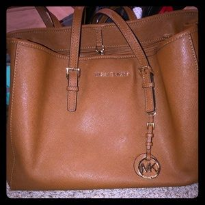 MK purse and wallet